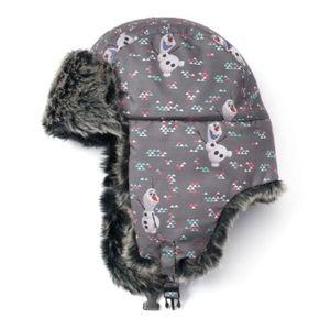 Disney's Frozen Olaf Faux Fur Trapper Hat Strap